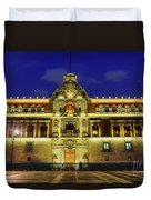 The Historical National Palace Duvet Cover