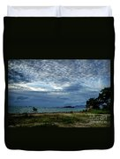 The Hole In The Sky Duvet Cover