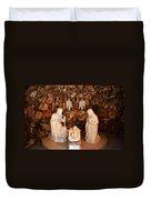 The Holy Family Duvet Cover