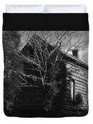 The Homestead Duvet Cover by Richard Rizzo