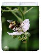 The Honey Gatherer Duvet Cover