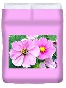 The Honeymaker Duvet Cover