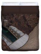 The Hoover Dam Duvet Cover