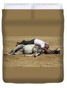 The Horse Whisperer Duvet Cover