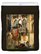 The House Of Desdemona Duvet Cover