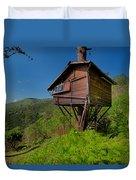 The House On The Tree - La Casa Sull'albero Duvet Cover