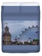 The Household Cavalry Museum London 4 Duvet Cover