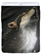 The Howling Duvet Cover