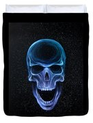 The Howling Void Duvet Cover