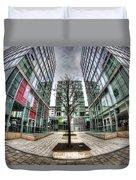 The Hub Milton Keynes Duvet Cover