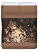 The Human Condition Duvet Cover