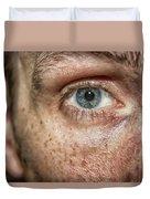 The Human Eye Duvet Cover