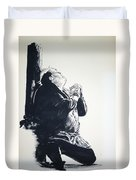 The Hunchback Of Notre Dame Duvet Cover