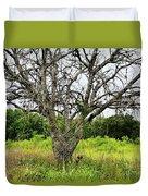The Hunting Tree Duvet Cover