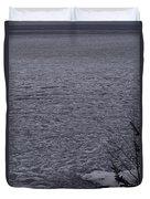 The Ice Float Duvet Cover