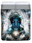 The Ice Queen  Duvet Cover