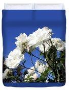 The Iceberg Rose Duvet Cover