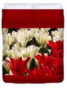 The Image Of A Tulip Duvet Cover