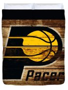 The Indiana Pacers 3c Duvet Cover