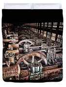The Industrial Age Duvet Cover