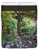 The Japanese Garden Duvet Cover