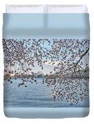 Jefferson Memorial # 5 Duvet Cover