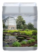 The Jewel Box At Forest Park Duvet Cover