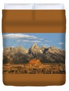 The John Moulton Barn Duvet Cover