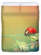 The Journey Ahead Duvet Cover