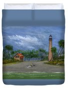 The Keeper's Friend Duvet Cover