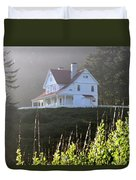 The Keepers House 2 Duvet Cover