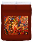 The King And I Duvet Cover