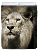 The King II Duvet Cover