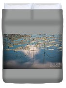 The Kingdom Of The Crucian Carp Duvet Cover
