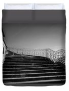 The Kings Steps Duvet Cover