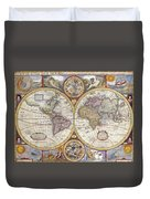 The Known World Duvet Cover