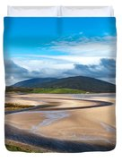 The Kyle Of Durness Duvet Cover