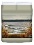 The Lake Shore Duvet Cover