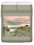 The Lake Walker Duvet Cover