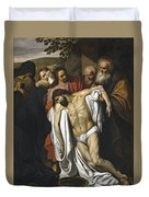 The Lamentation Duvet Cover