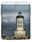 The Landing Zone Duvet Cover