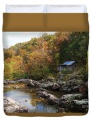 The Landscape By Klepzig Mill Duvet Cover