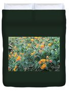 The Lantana In The Near 20 Duvet Cover
