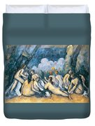The Large Bathers Duvet Cover