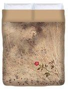 The Last Blossom Duvet Cover