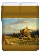 The Last Load Duvet Cover