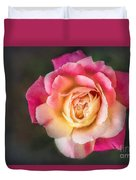 The Last Rose Of Summer, Painting Duvet Cover