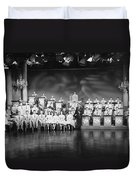 The Lawrence Welk Show Duvet Cover