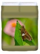 The Leaf Climber Duvet Cover