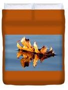The Leaf Duvet Cover